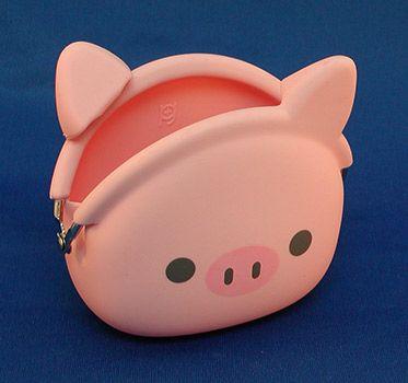 Piggy Coin Purse (017032)