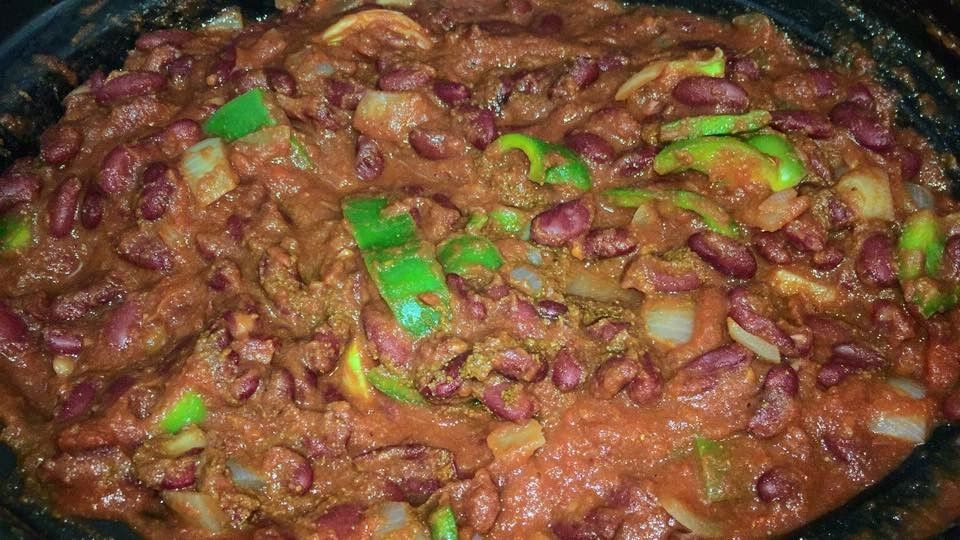 Chili sin Carne - De Slowcookers