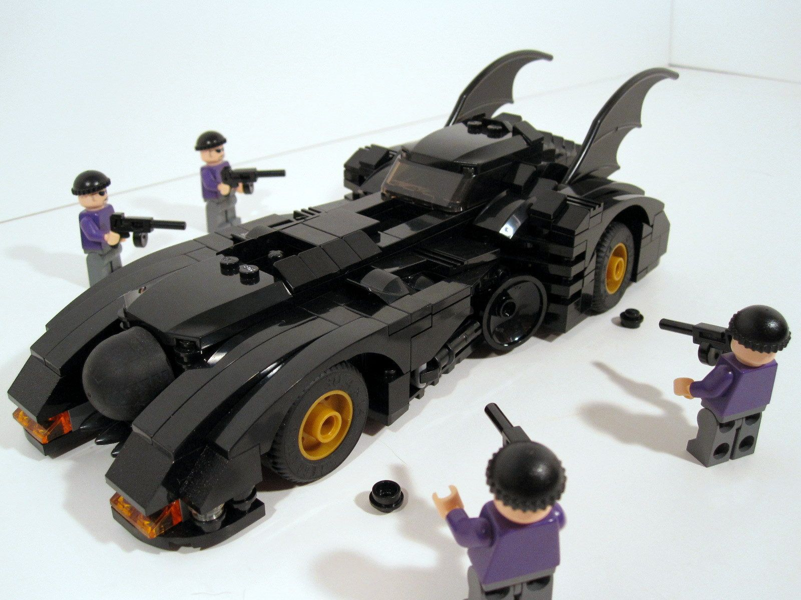 lego batmobile from tim burton 39 s batman lego lego. Black Bedroom Furniture Sets. Home Design Ideas