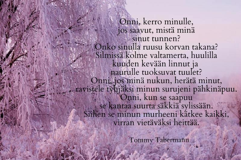 Tommy Taberman Runoja