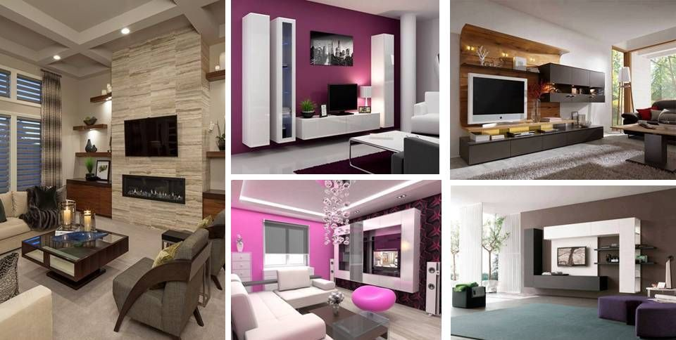 Amazing TV Wall Units Ideas Will Make Your Room Awesome | storage ...
