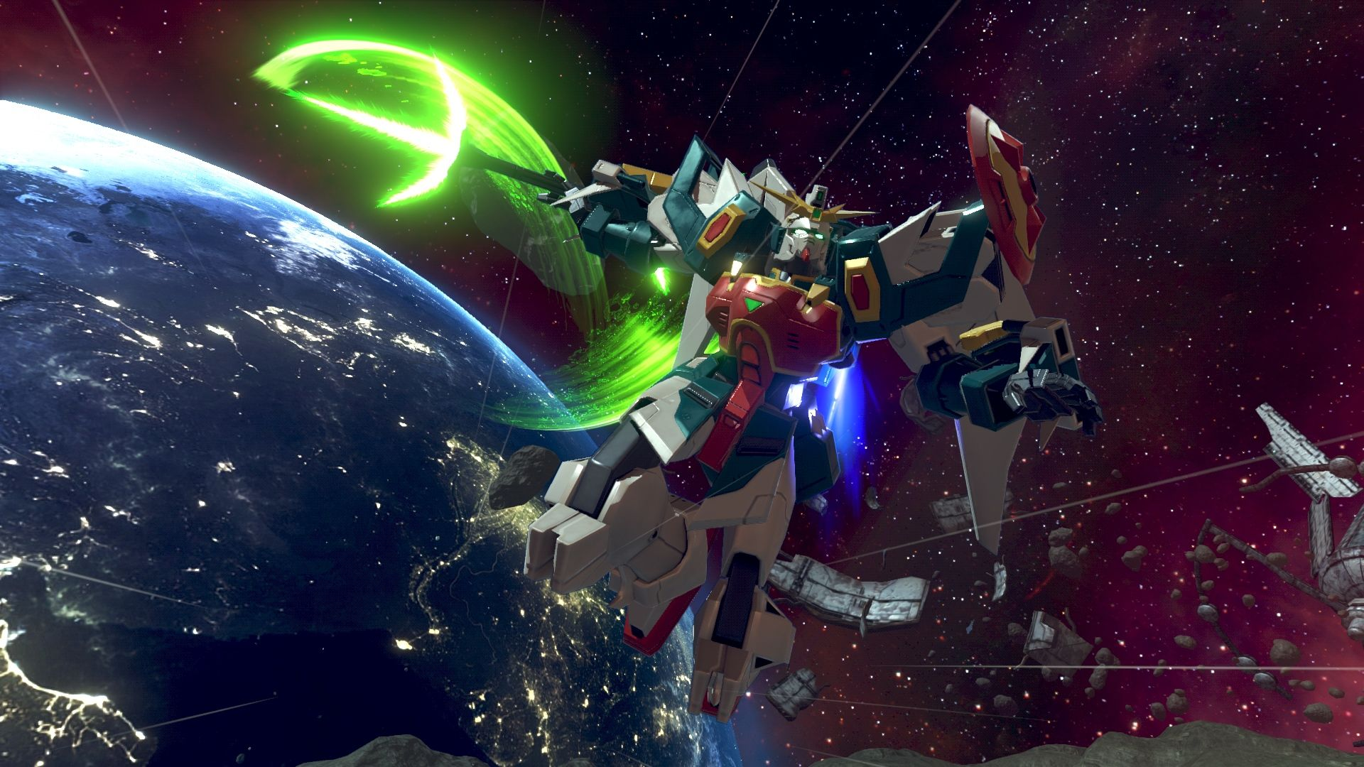 Nice Gundam Versus PlayStation 4 (PS4) Game 1920x1080