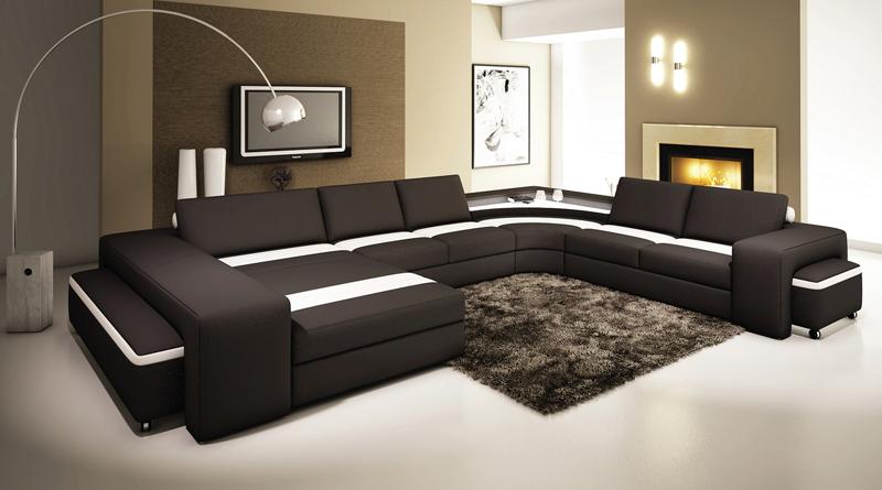 leather sectional sofa huge inspiration design : huge sectional couch - Sectionals, Sofas & Couches