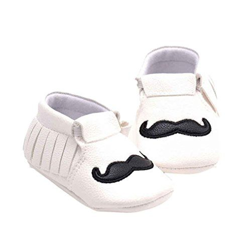 e031fc815c626 Newborn Baby Soft Shoes Soft Soled Nonslip Footwear Crib Shoe by ...