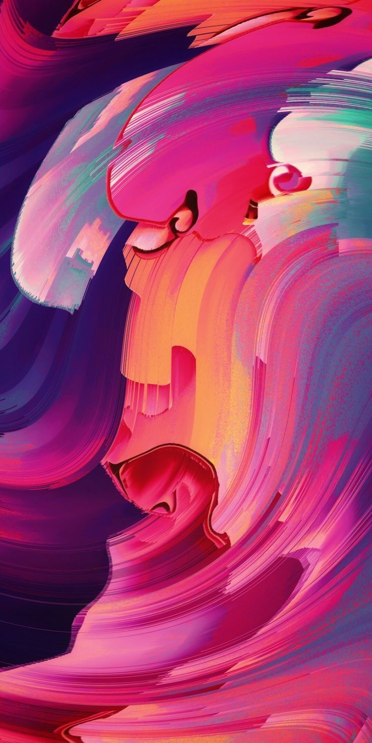 Abstract Wallpaper #11 for iPhone and Android #marblepainting