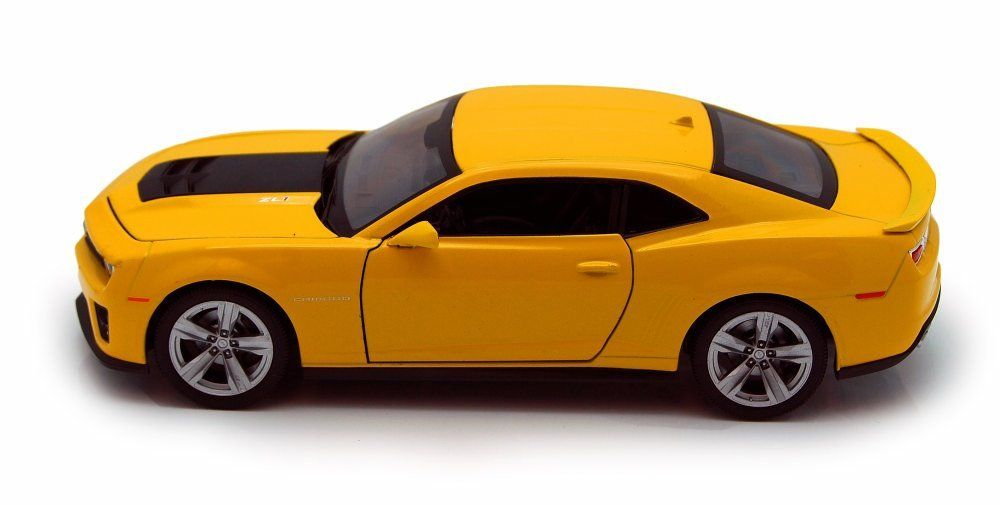 Welly Chevy Camaro Zl1 Yellow 24042 1 24 Scale Diecast Model Toy Car To View Better For This Item Check Out The P Chevy Camaro Zl1 Camaro Zl1 Chevy Camaro