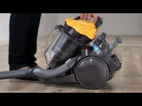 How to wash your Dyson DC08, DC08T, DC19, DC19 T2, DC19dB, DC20, DC21 or DC29 cylinder vacuum ...
