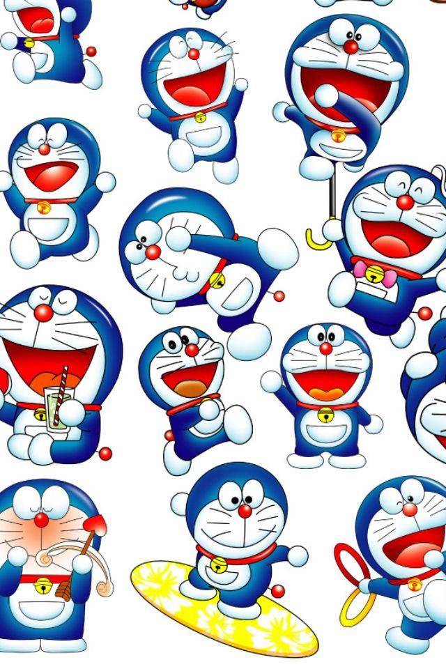 【最も検索された】 ドラえもん 壁紙 無料 Doraemon, Kartun, Gambar