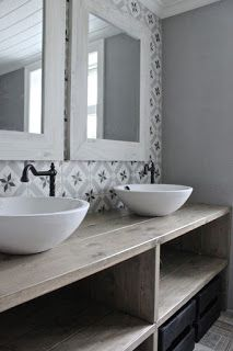 ARREDAMENTO E DINTORNI: specchi per il bagno | Arredamento-e ...
