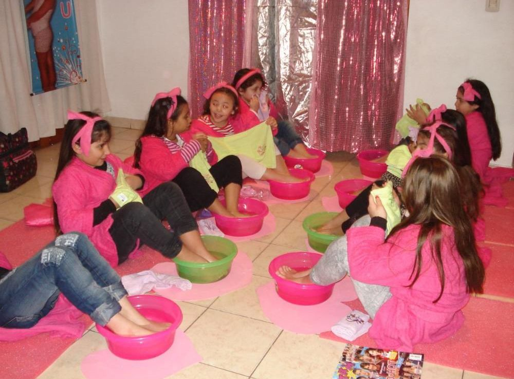 Mini spa party buscar con google ideas para cumples - Ideas cumpleanos nina 7 anos ...