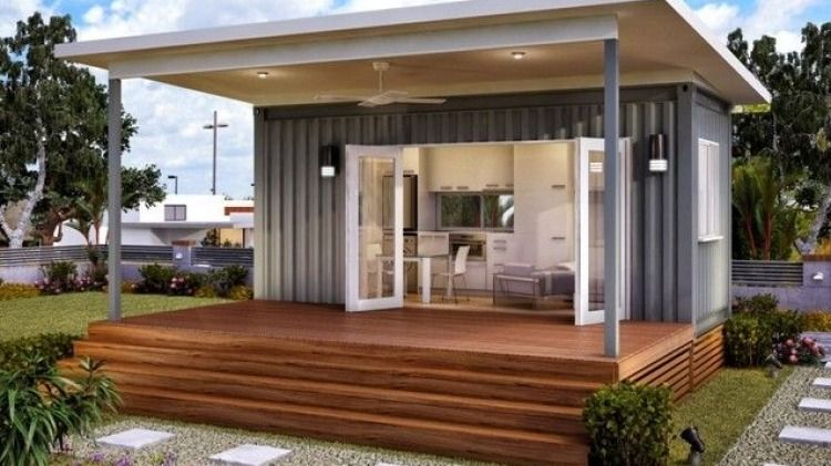 Why Love Living Granny Flat Prefab Shipping Container Homes House Plans