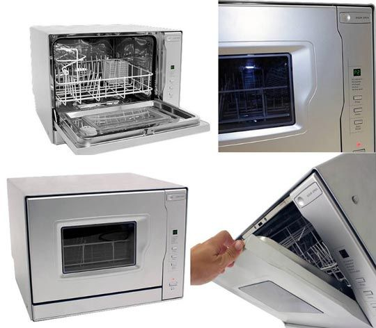 Mini Countertop Dishwashers For Renters Countertop Dishwasher Portable Dishwasher Integrated Dishwasher