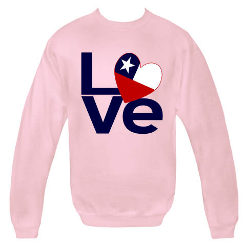 I Love Heart Austria Sweatshirt