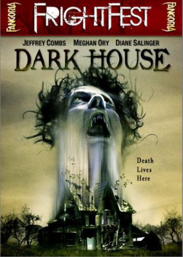 The Old Dark House Movie | Fangoria FrightFest: 'Dark House' movie poster.
