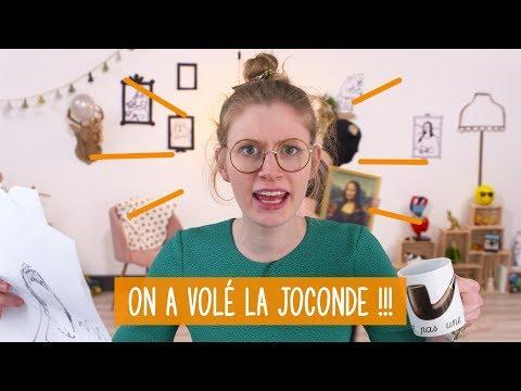 Ep 04 Qui A Vole La Joconde Mylittlemuseum Youtube