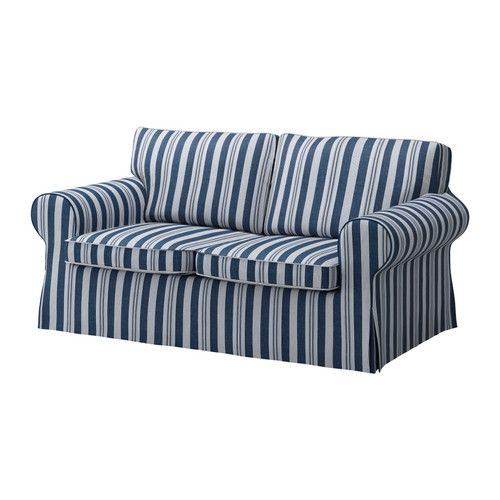 ektorp loveseat cover byn blue ikea for the home. Black Bedroom Furniture Sets. Home Design Ideas