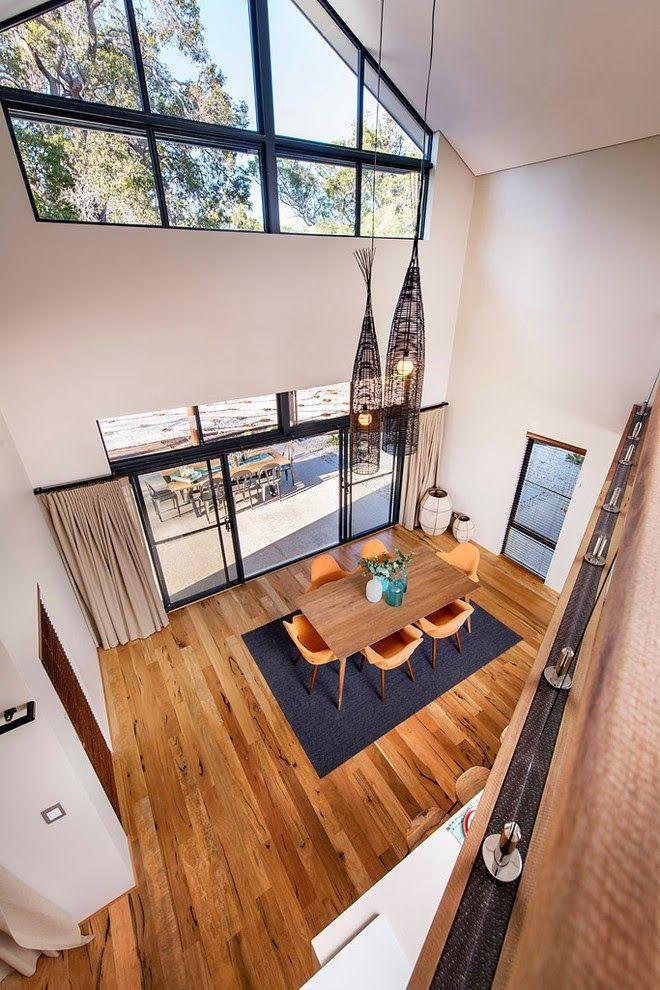 Amenajare Contemporană în Australia Spaces Home Builders