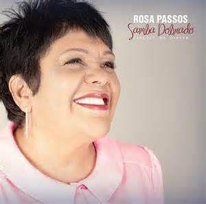 Rosa Passos morde 'Maçã' no CD em que se dobra ao samba de Djavan