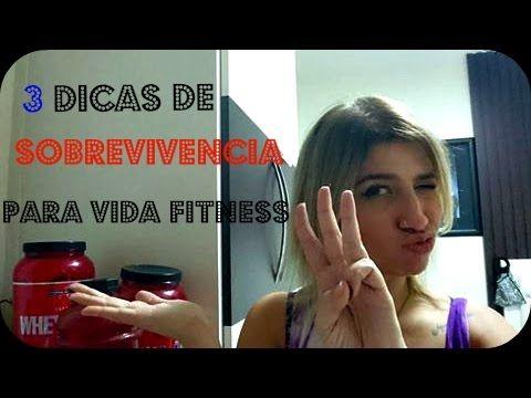 3 dicas de sobreviência na vida fitness - Falando a Real
