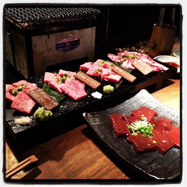 Yakiniku W 焼肉 メニュー 美味しい 肉
