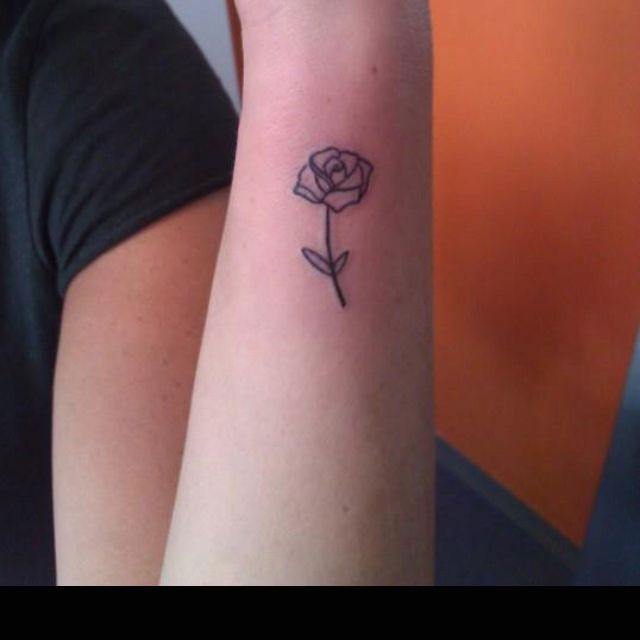 Tattoo Of Rose Small: Tiny Rose Tattoos, Small Rose Tattoo