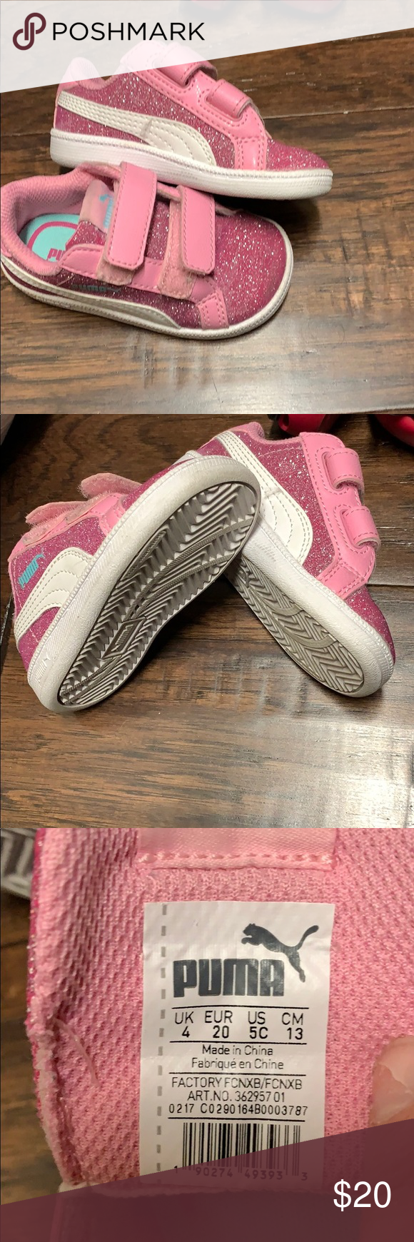Are Girls Few Sneaker AdorableWorn TimesMy Daughter These A Puma 3j5ALq4Rc