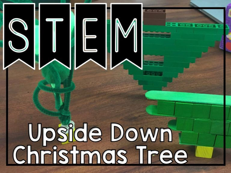 5 Fun and Easy Christmas STEM Activities #stemactivitieselementary