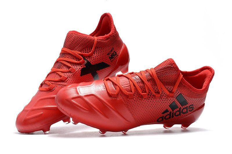 buy online 27147 b3783 Adidas X 17.1 couro