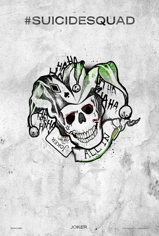 Pin By Khilesh On Marvellous Pinterest Joker Dessin Tatouage