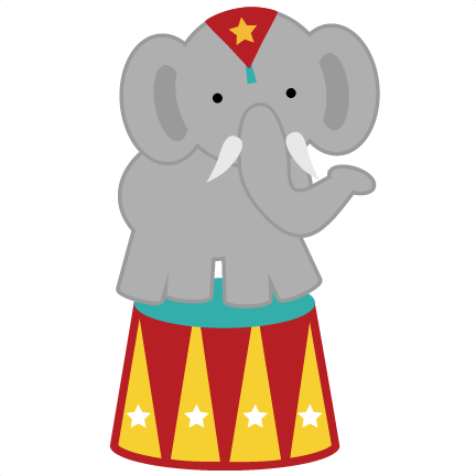 pin by ardie lagesse on back to school carnival pinterest svg rh pinterest com  circus elephant clip art free