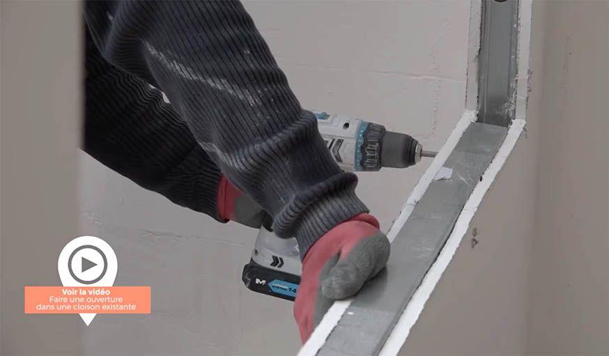 Tutoriel pour fabriquer une verrière en bois pas chère et design - 18h39.fr