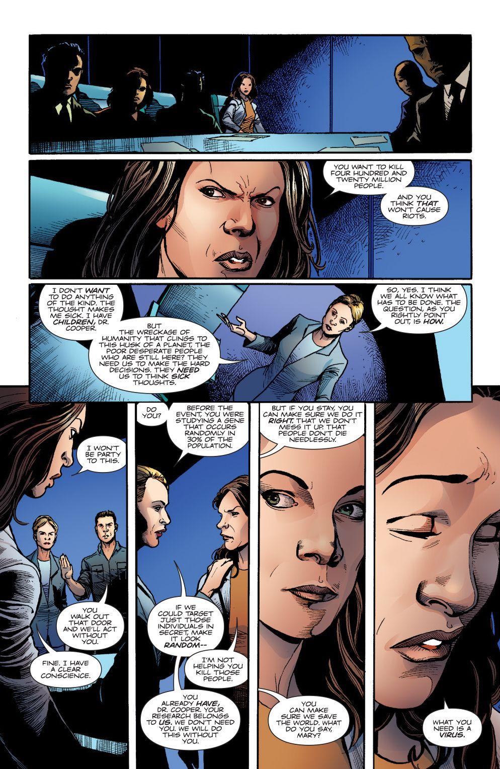 Preview: Maze Runner: The Scorch Trials Official Graphic Novel Prelude, Maze  Runner: