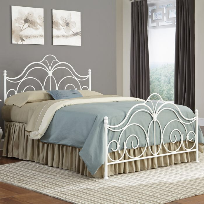 Rhapsody Metal Bed   Home Sweet Home   Pinterest   Bricolage, Camas ...
