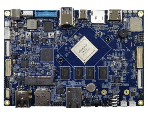 ICNexuss SBC3100 Runs Linux On Rockchip RK3399 SoC | Projects