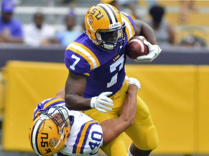 Leonard Fournette S 10m Policies And The Unregulated World Of Player Protection Lsu Tigers Football Football Lsu