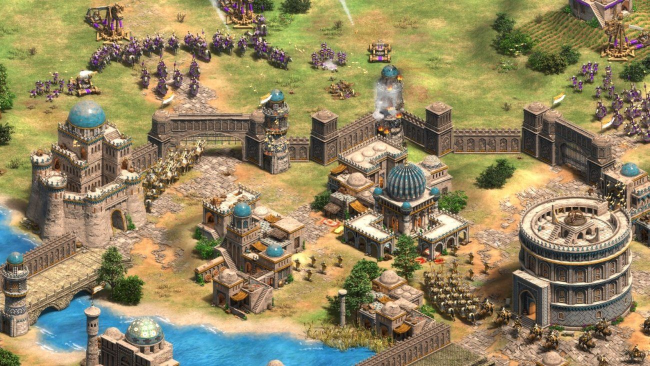 Age Of Empires 2 Definitive Edition Won T Get More New Civs Age