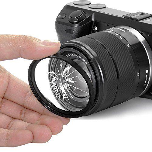 Ultraviolet UV Multi-Coated HD Glass Protection Filter for Nikon AF-S NIKKOR 35mm f//1.4G Lens