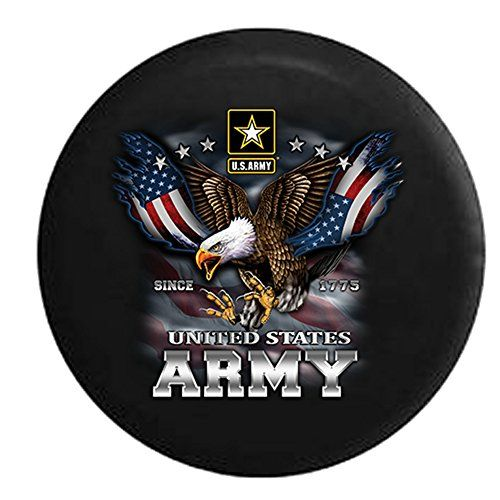 American Unlimited United States Army Usa Screaming Eagle Military