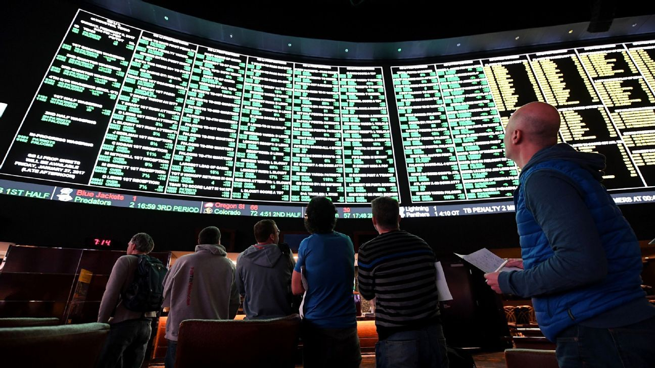 Record amounts bet, lost in Nevada in 2017 Sports