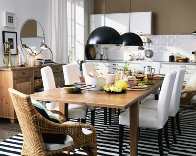Explore Mismatched Dining Chairs And More Storns Table ChairsIkea TableWicker