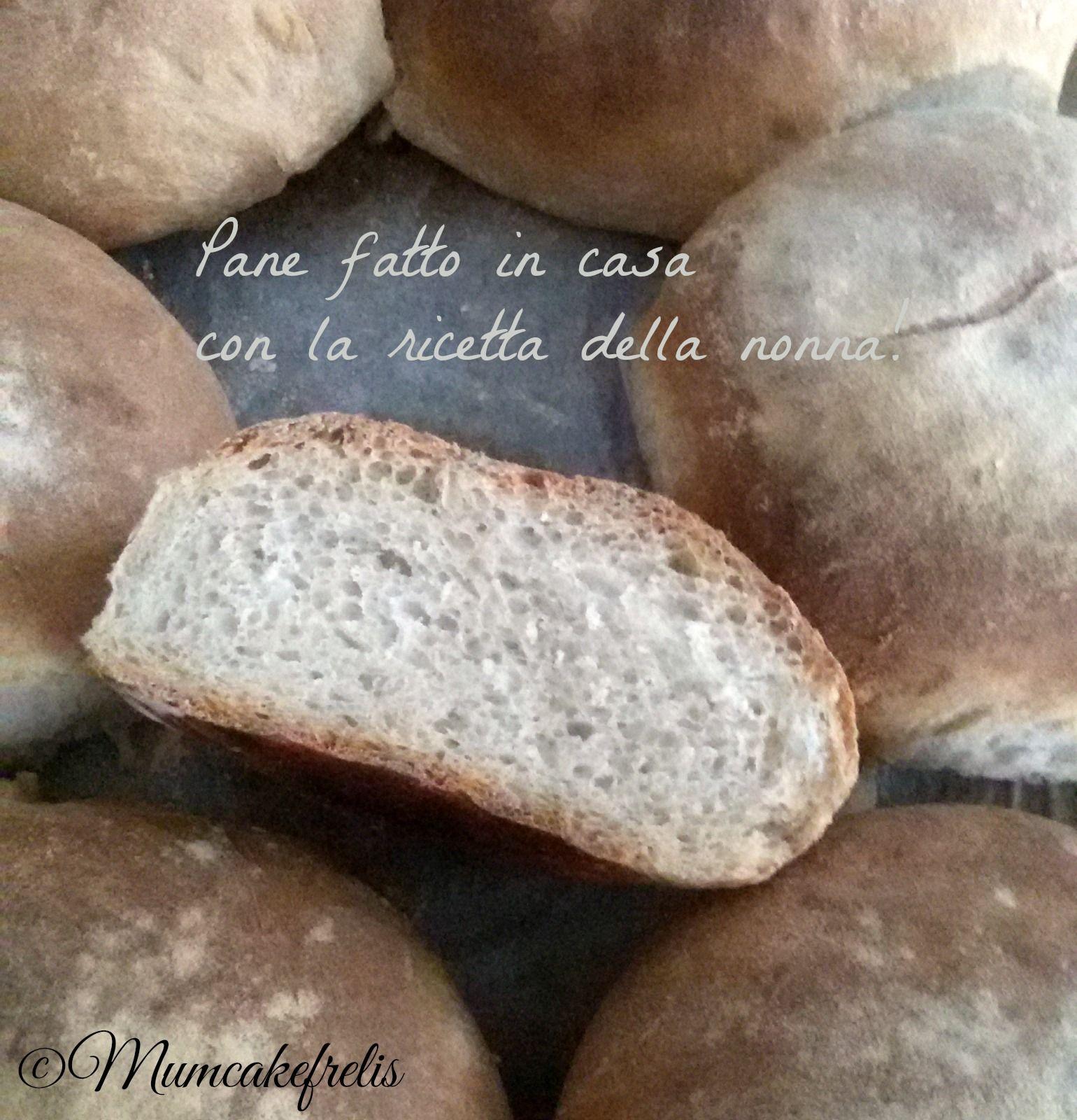 Pane Della Seconda Mamma Ricette Pane Fatto In Casa Pane
