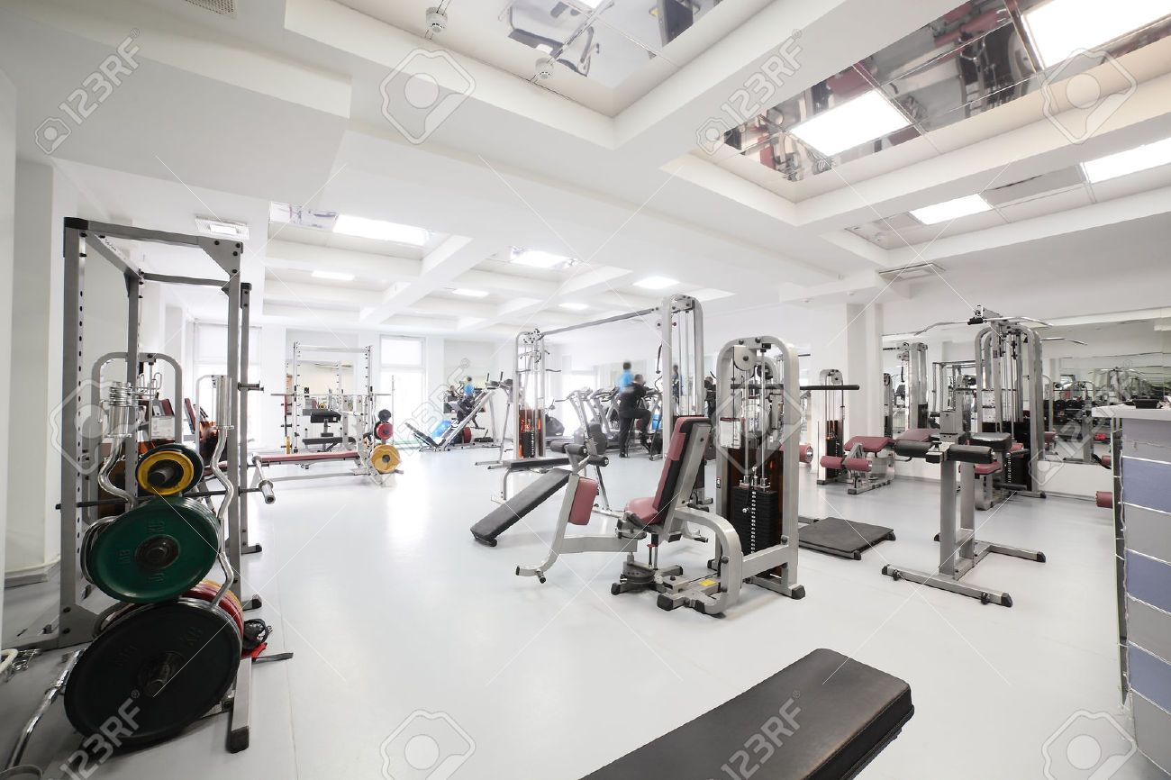 Best Contemporary Gyms Google Search Sport Poster Design Gym Stock Photos