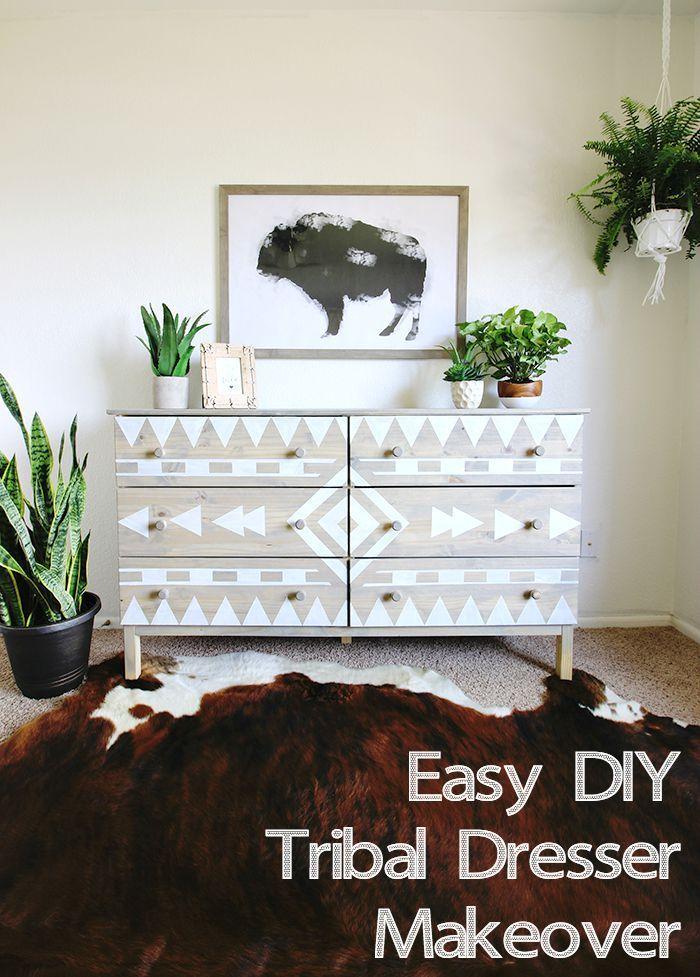 The Best Ikea Hacks On Pinterest Dresser Makeoverikea