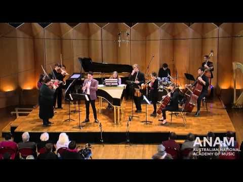 Winter - Vivaldi/Jorge Calandrelli // Luke Carbon, clarinet
