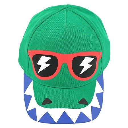 63887da55 Toddler Boys' Dinosaur Baseball Hat Cat & Jack™ - Green : Target ...