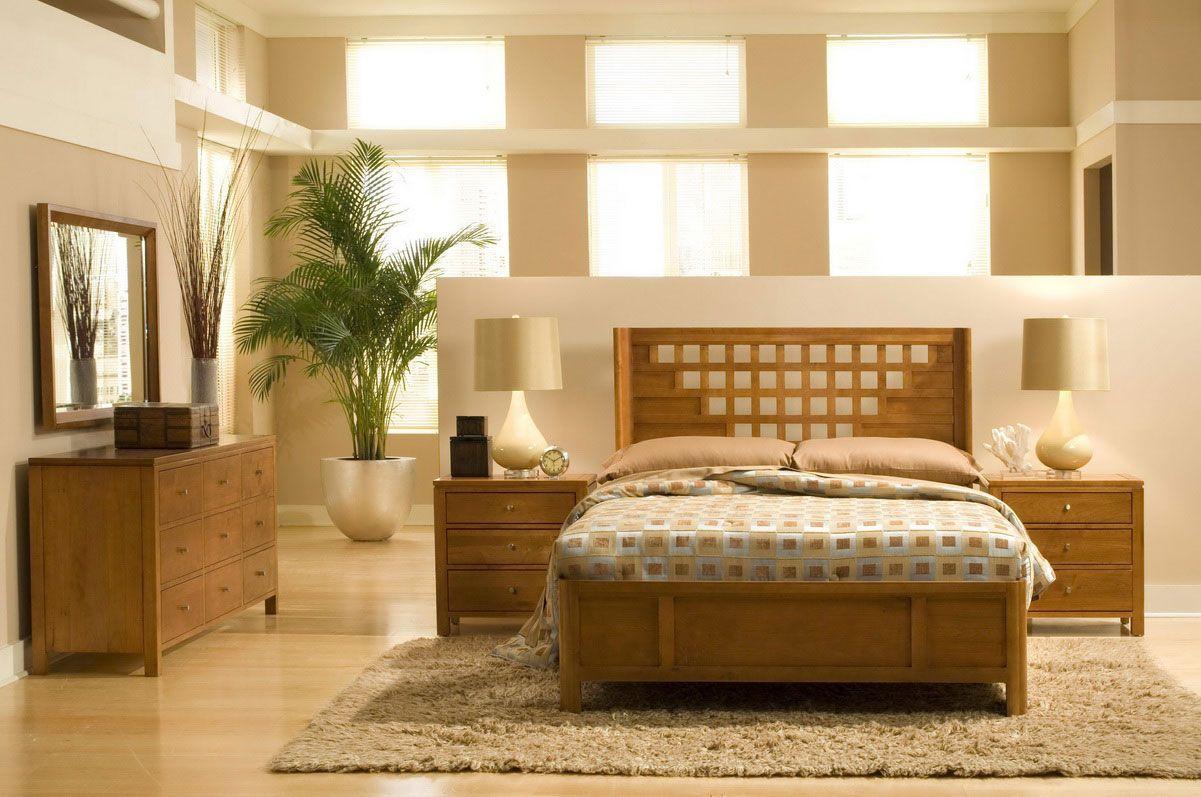 Modern light wood bedroom furniture #KBHome #SanAntonio | Unusual ...