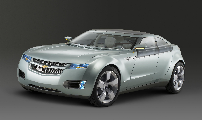 Chevy Volt Chevrolet Chevy Concept Chevrolet Volt Chevy Volt Car