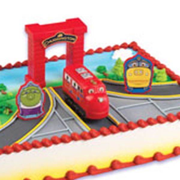 Chuggington Cake topper plus lots of party supplies Party Ideas