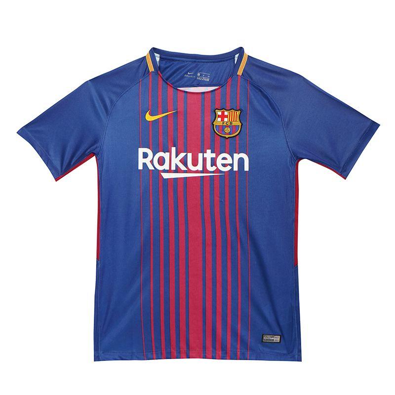 meet 11675 f89d8 17-18 #barcelona Home #soccer #jersey #Shirt, Barcelona ...