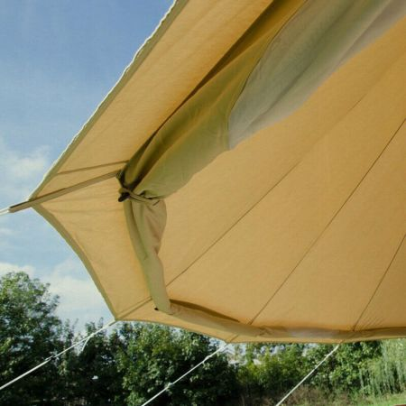 Sibley 400 Ultimate Sibley Canvas Bell Tent Bell Tent Camping